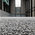 The Unilever Series- Ai Weiwei Sunflower Seeds 2010. Photo- Tate Photography