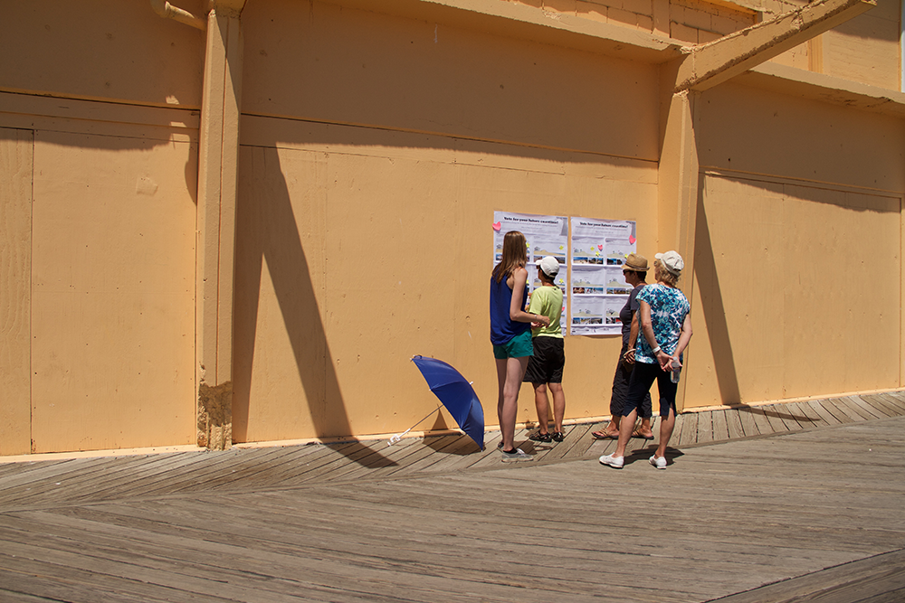 Community outreach posters