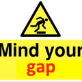 Mind your gap